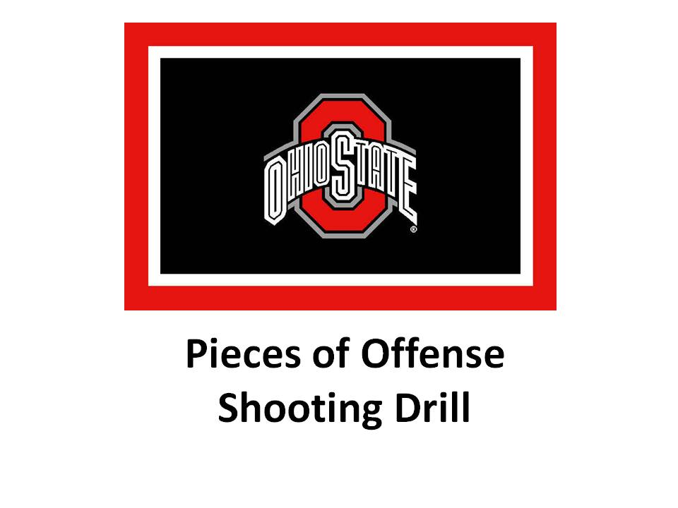 Article: Piece of Offense Ohio State 2 Pass Shooting Drill