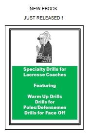 eBOOK!!! Specialty Lacrosse Drills