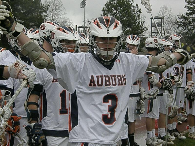 Auburn 2012 Sideline