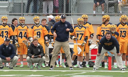 Podcast: Joe Amplo, Marquette Lacrosse