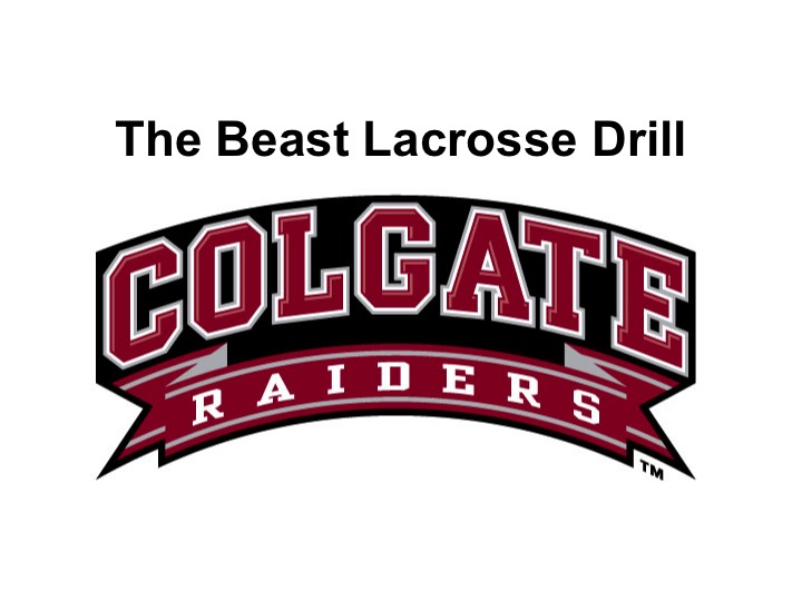 Article:  Colgate the Beast Drill
