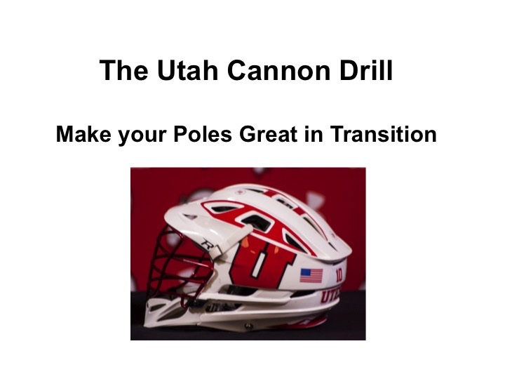 Article:  The Cannon Drill, Utah