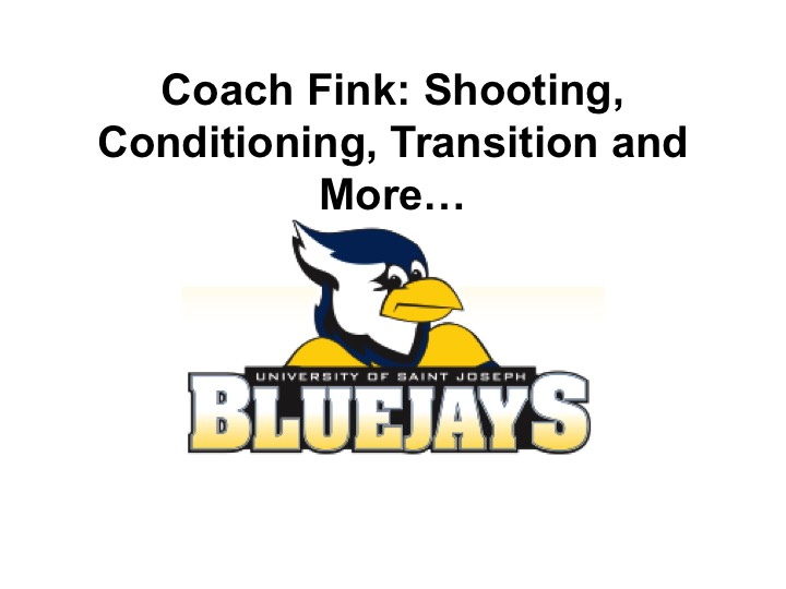 Article: Shooting, Conditioning, Transition and More…