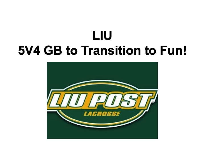 Article: LIU 5V4 GB into transition into fun!