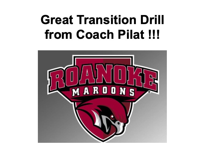 Article: Unbelievable Roanoke Transition Drill