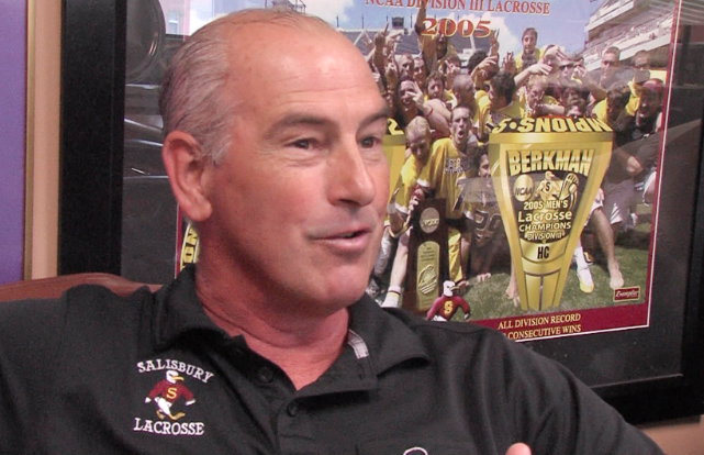 Podcast:  Coach Berkman Salisbury